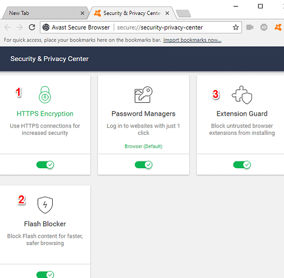 Protect Your Online Privacy with a Super Powered Avast Secure Browser