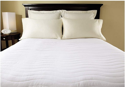dual control electric blanket