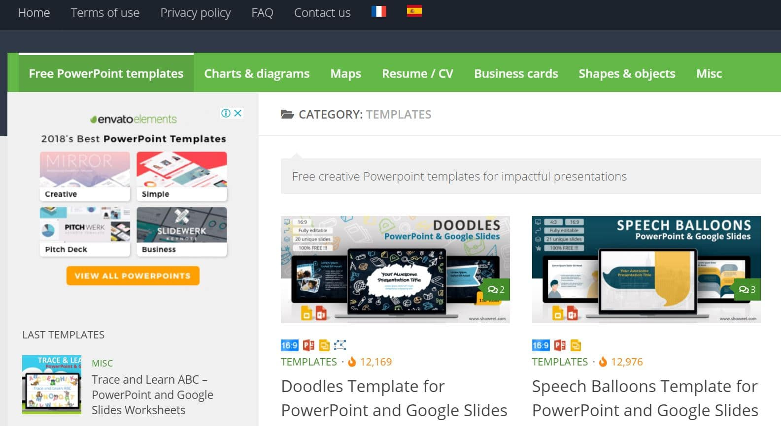 11 Great Websites For Free PowerPoint Templates