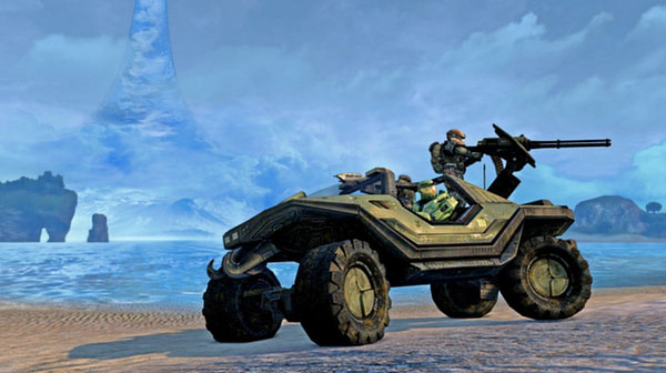 Halo Games In Order To Play