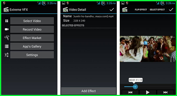 Best VFX Apps For Android
