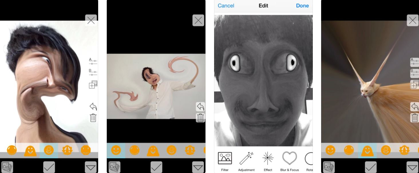 7 Of The Best Distorted Face Apps To Try Out