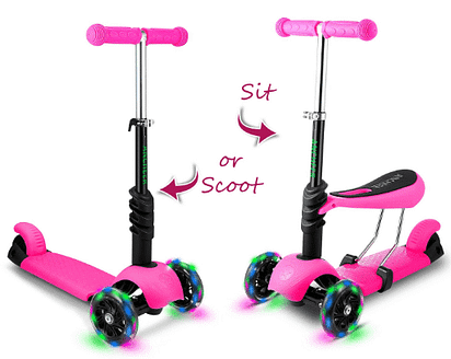 11 Of The Best Scooter For 3 Year Old in 2021 - Reviewed