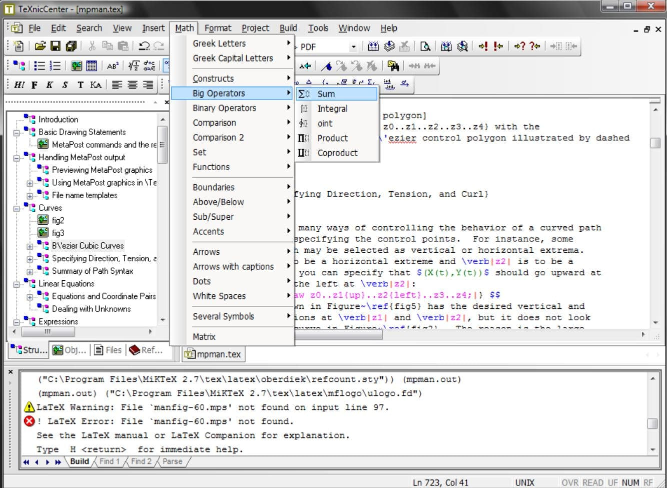 Best Latex Editor You Should Use
