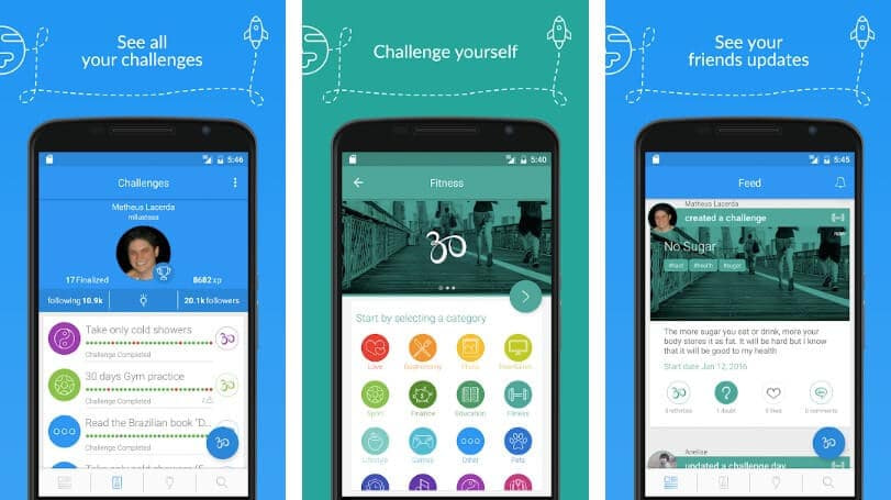 21 of The Best Motivational Apps To Keep You Motivated