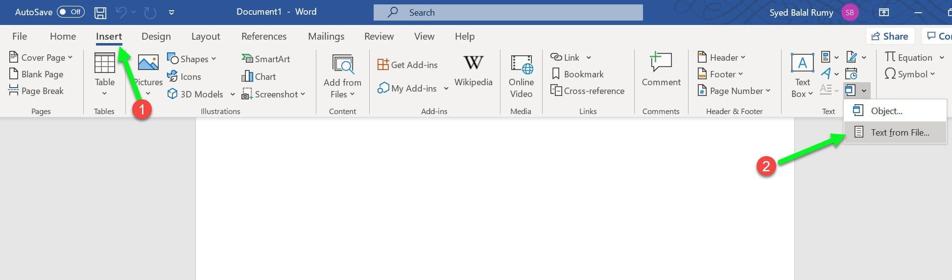 How to Insert PDF Into Word: Best 8 Methods