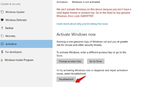 How To Fix Your Windows License Will Expire Soon in Windows 10