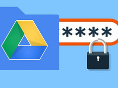 How To Password Protect Google Drive Folder