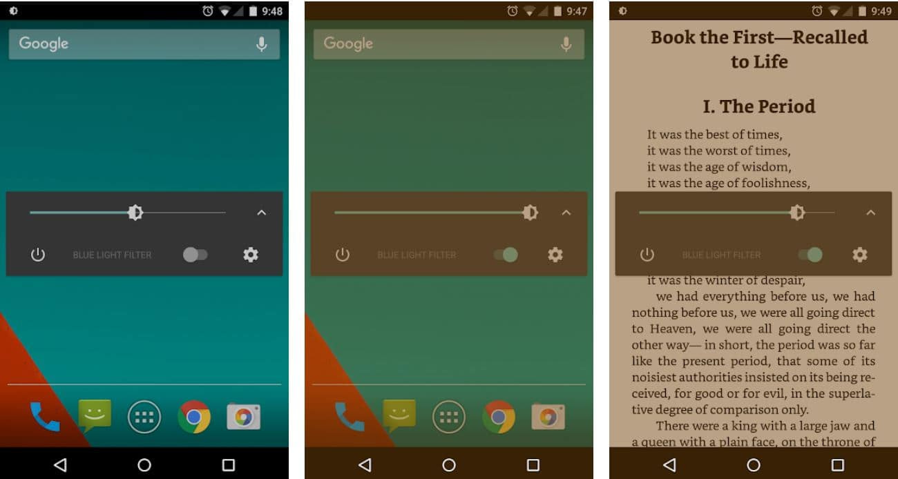 Best Blue Light Filter Apps For Android, Windows and Mac
