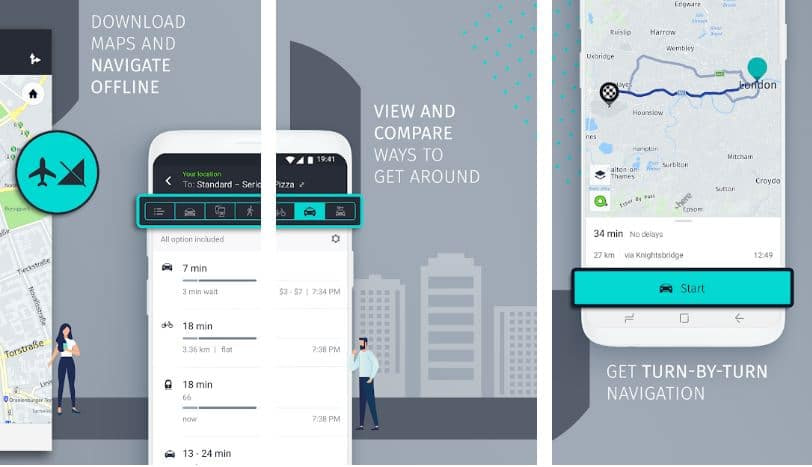 9 Of The Best GPS Apps For Android For Navigation