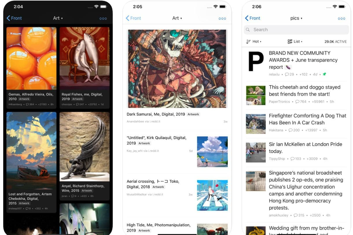 9 Of The Best Reddit Apps For Android and iOS