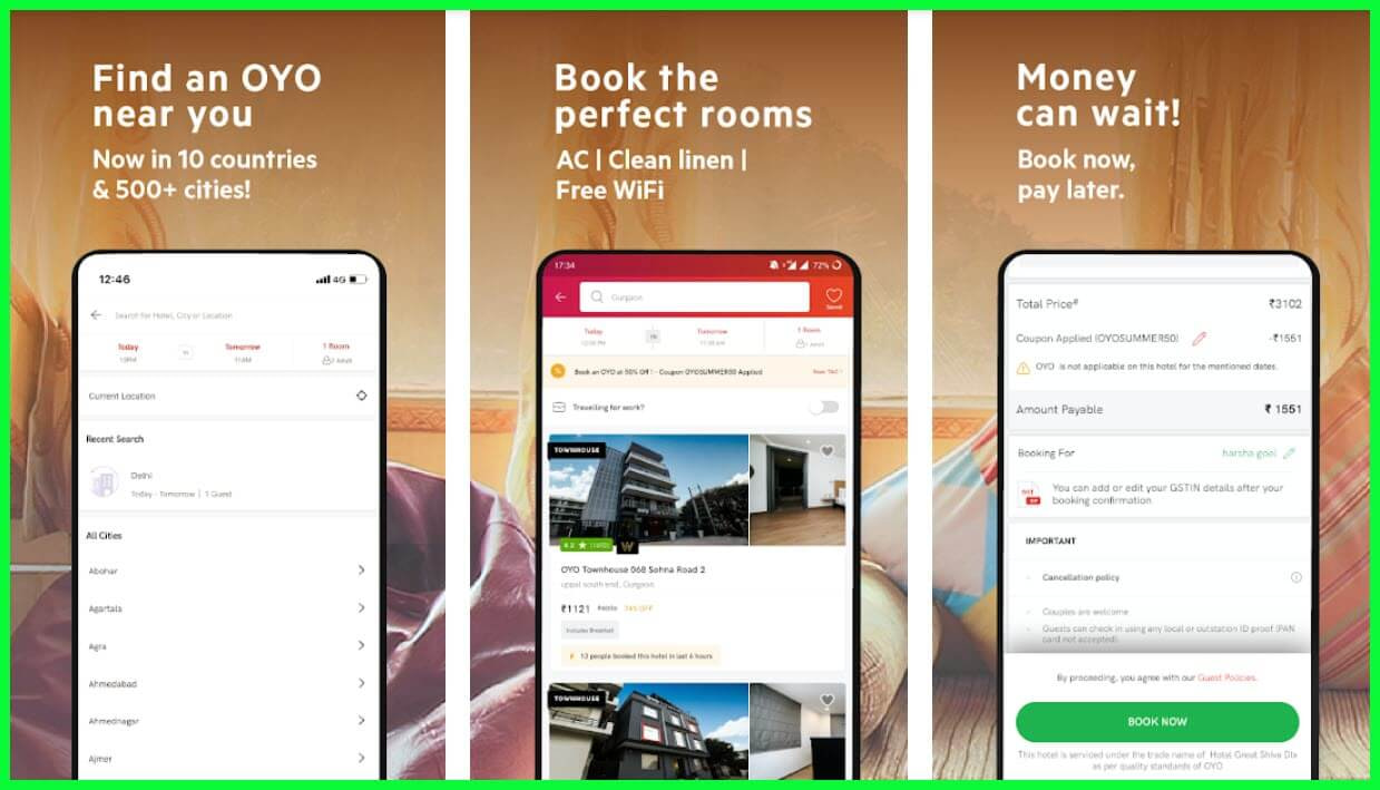 9 Of The Best Travel Apps in India - Reviewed