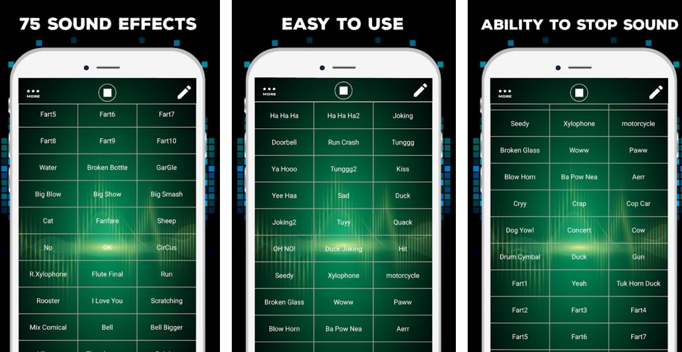 17 of The Best Sound Effects Apps For Your Smartphone