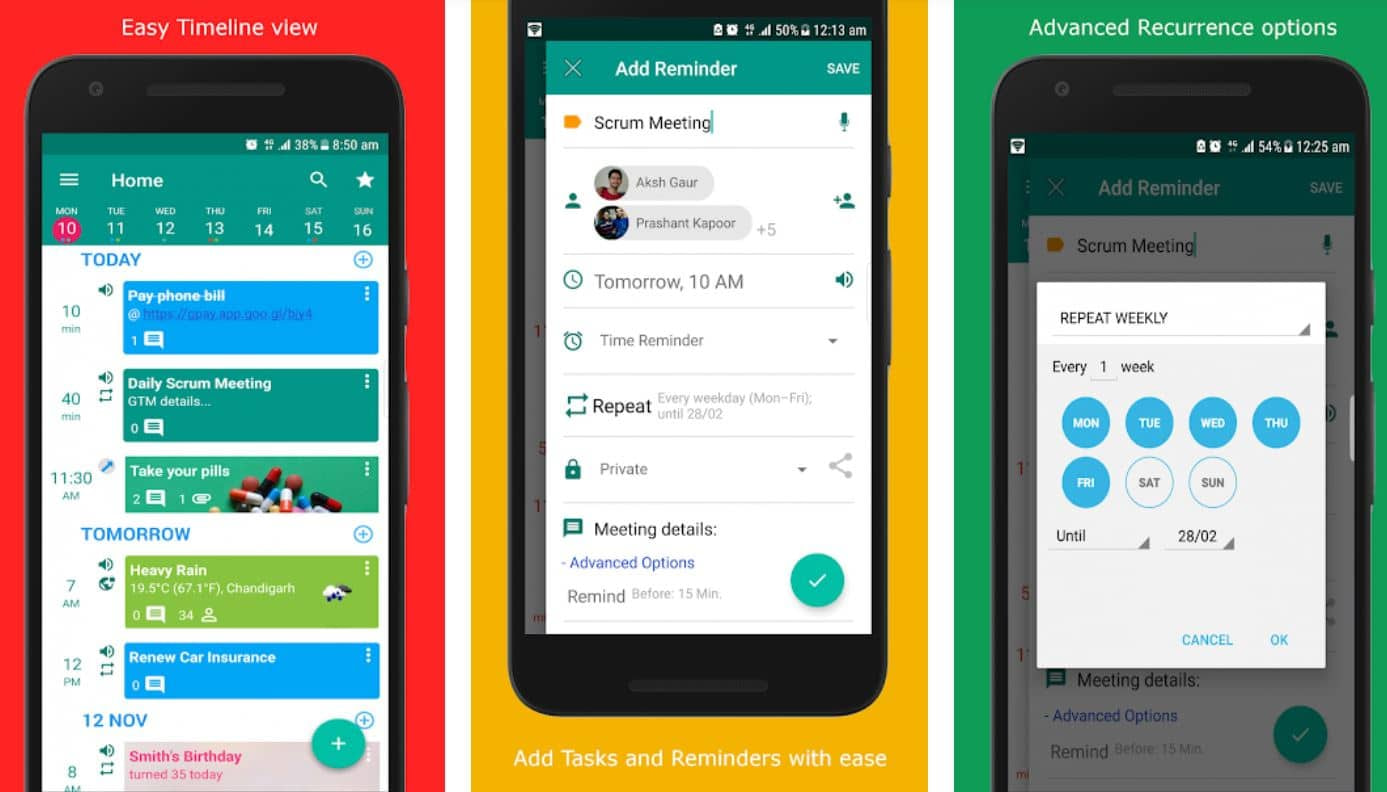 Best Reminder Apps For Android