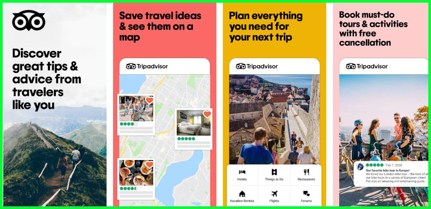Best Travel Apps in India