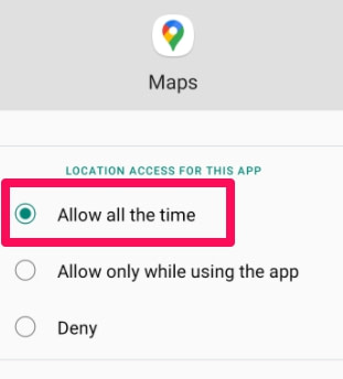 Fix Google Maps Not Working Issue on Your Smartphone