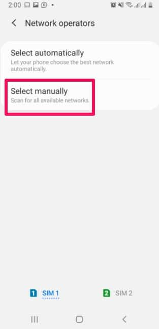 How To Fix The Sim Card Not Working Issue on Android