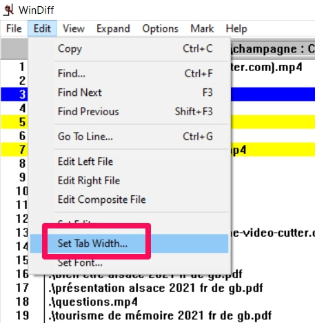 Step-By-Step Guide To Use WinDiff To Compare Files