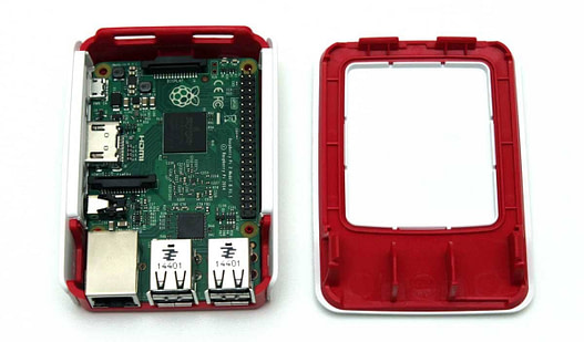 raspberry pi 3 cooling cases