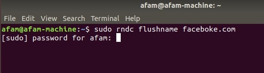 Step By Step Guide To The Linux Flush DNS Process
