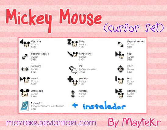 Best Mouse Cursors For Windows 10