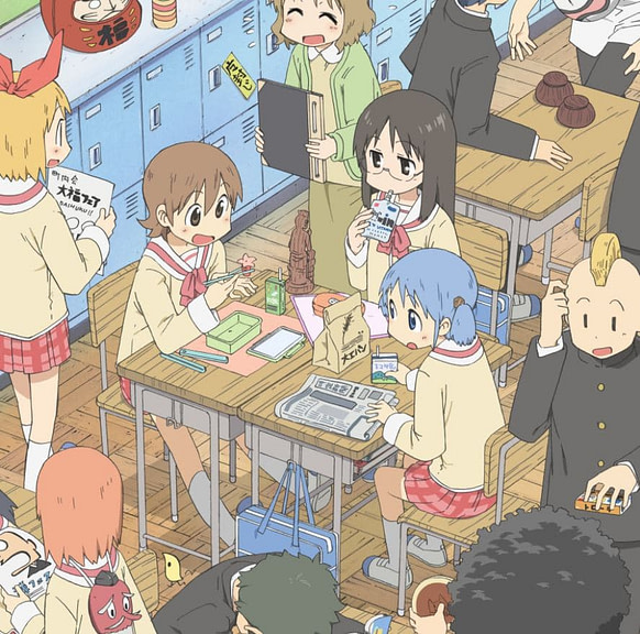 23 Best Cute Anime Shows Of All Time