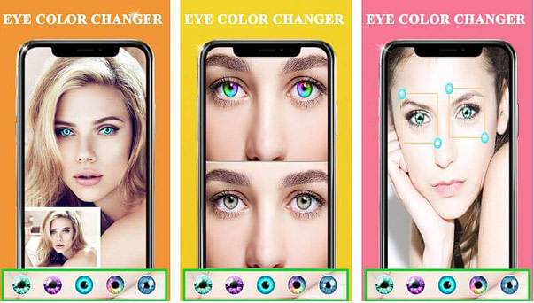15 Of The Best Apps To Change Eye Colour To Download