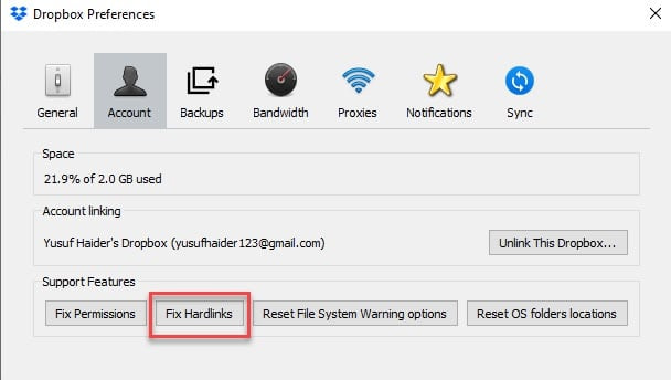 13 Possible Fixes To Fix Dropbox Not Syncing Files Issue