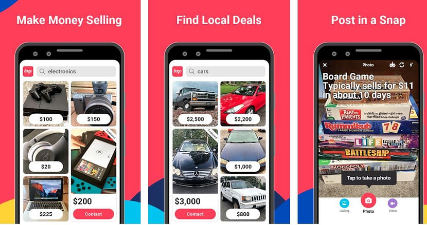 20 Best Sites and Apps like Mercari