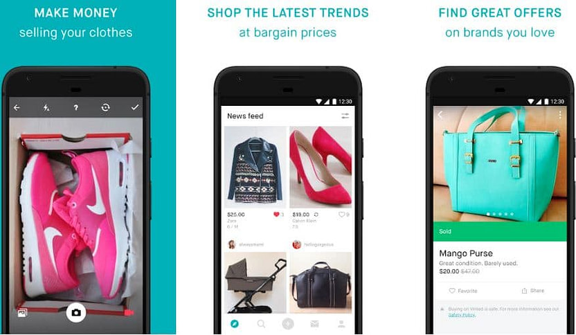 21 Of The Best Sites and Apps like Mercari