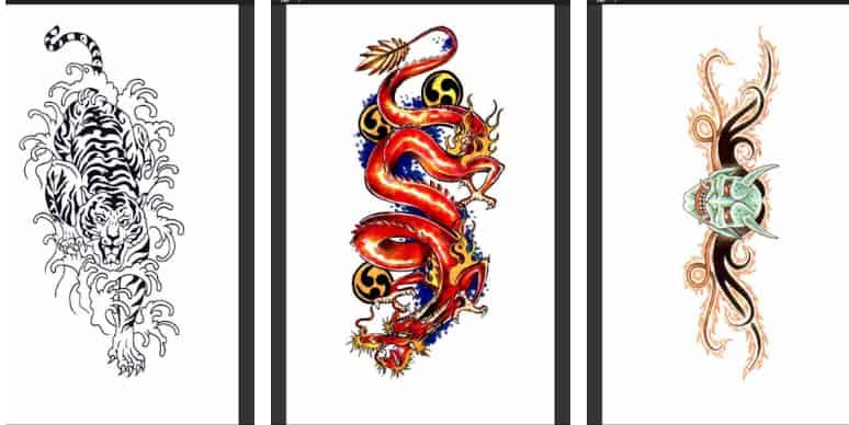 15 Of The Best Tattoo Design Apps To Choose The Right Tattoo Design