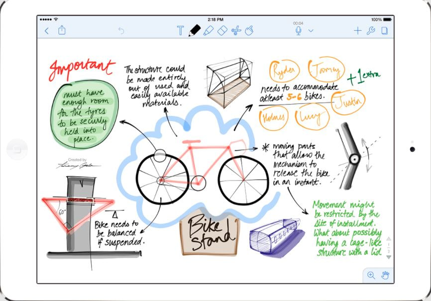 25 Of The Best Apple Pencil Apps To Try Out -Reviewed
