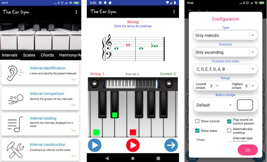 15 Best Ear Training Apps For Musicians -Reviewed