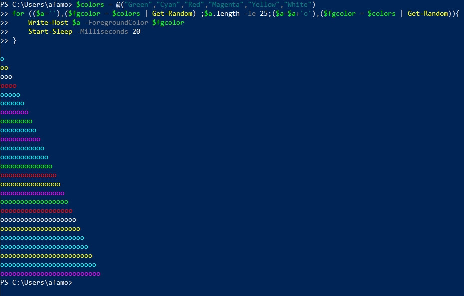 7 Examples of How to Use PowerShell For Loops