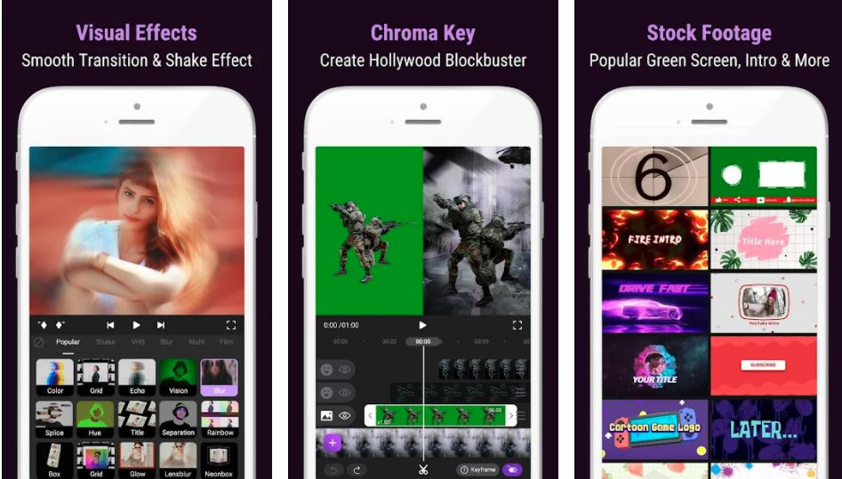15 Of The Best Green Screen AppsTo Try Out